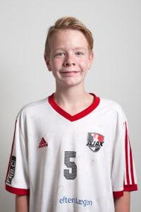 U14D3 Frederik Buksgaard 16-17