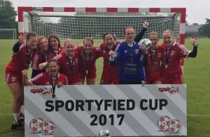 U14P1 vinder af Albertslund Cup