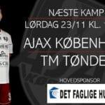 Herrerne tager imod TM Tønder Håndbold