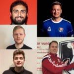 Ajax København præsenterer U13 og 15 drengetrænere
