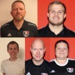 Ajax København præsenterer U17 drengetrænerne