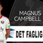 Magnus Campbell takker af i Ajax København