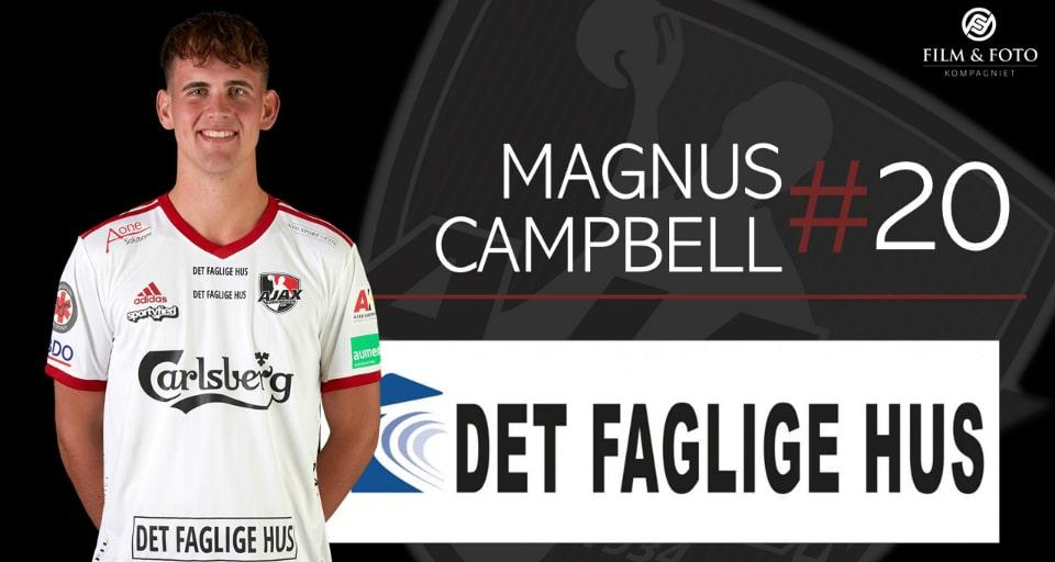 20 - Magnus Campbell