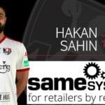 Hakan Sahin forlader Ajax København