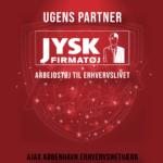 UGENS PARTNER – JYSK FIRMA TØJ