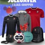 Køb dine julegaver i Ajax-Shoppen