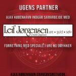 UGENS PARTNER – LEIF JØRGENSEN – URE GULD SØLV