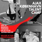 Kom på håndboldskole hos Ajax København!