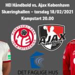 HEI Håndbold vs. Ajax København