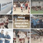 Gildhøj Privathospital passer på Ajax København!