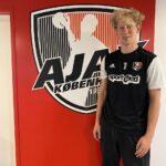 Hårdtarbejdende ung keeper til Ajax København Herrer