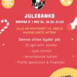 Ajax København Julebanko