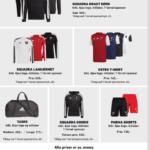Ajax træningstøj  21-22